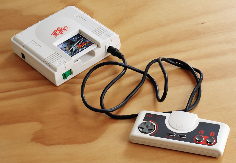 10 Reasons why the PC Engine is the best classic gaming